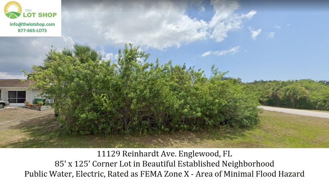 Lot For Sale - Port Charlotte section 87 Charlotte FL - 0 ...